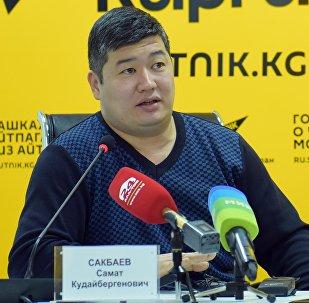 Представитель ЧП Попов Сакбаев Самат