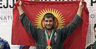 Кыргызстанец Абдурахманхаджи Муртазалиев завоевал две медали на международном турнире по джиу-джитсу в США