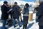 Гуманитарный груз от МЧС КР доставлен в айыльные аймаки Чаткал и Каныш-Кыя