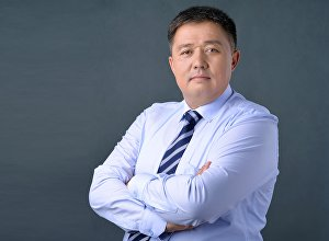 Кыргызстан фракциясынын депутаты Алмаз Эргешовдун. Архивдик сүрөтү