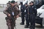 Член полицейского спецназа Турции. Архивное фото