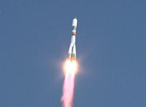 Космический грузовик Прогресс МС-05 стартовал к МКС с Байконура