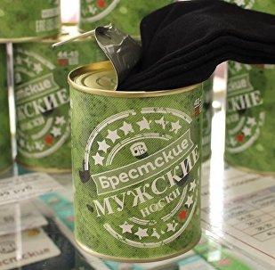 Подарочные носки Брестского чулочного комбината
