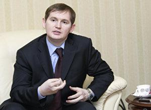 Президент Фонда развития исламского бизнеса и финансов Таджикистана, специалист по исламскому банкингу Линар Якупов. Архивное фото