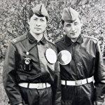 Келечектеги генерал-майор Исаев армиядан старшина чининде кайткан