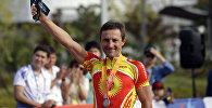 Дүйнөнүн эки, Азиянын төрт жолку чемпиону Евгений Ваккер. Архив