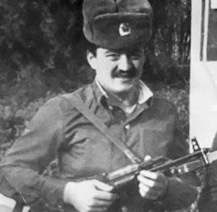 Дембельский альбом — Албек Ибраимов