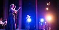 Концерт ансамбля песни и пляски Черноморского флота РФ в Бишкеке. Архивное фото