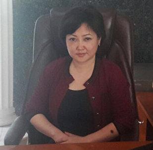 Мамлекеттик миграция кызматынын кайрылмандар менен иштөө бөлүмүнүн башчысы Жыпара Мамбетова
