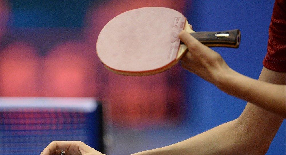 Теннисистки установили рекорд повремени розыгрыша одной партии впинг-понг