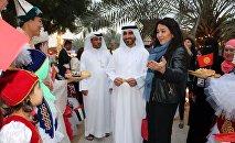 Участники международного фестиваля Fashunity exhibition 2017 в ОАЭ