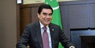 Архивное фото президента Туркменистана Гурбангулы Бердымухамедова