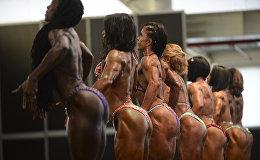 Колумбиянын Медельин шаарында кыз-келиндер арасында Mr. Olympia Amateur South America турнири өттү