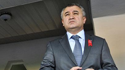 ЖКнын экс-депутаты Өмүрбек Текебаев. Архив