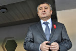 Архивное фото лидера политической партии Ата-Мекен Омурбека Текебаева