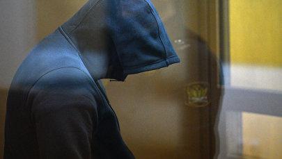 Мужчина в зале суда. Архивное фото