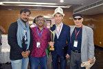 Индияда өткөн Ботхисаттва эл аралык кинофестивалында Кыргызстандын атынан катышкан Ата керээзи тасмасы баш байгени жеңип алды