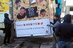 Бишкек шаарындагы бирдик жүктөгөгөн майда күркөлөр алынууда