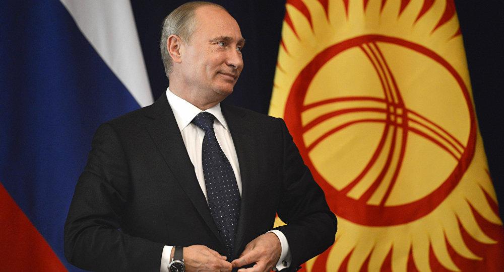 Путин объявил оготовности закрыть военную базу вКиргизии