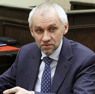 Политолог Владимир Шаповалов. Архивное фото