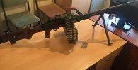 Добровольная сдача оружия в КР