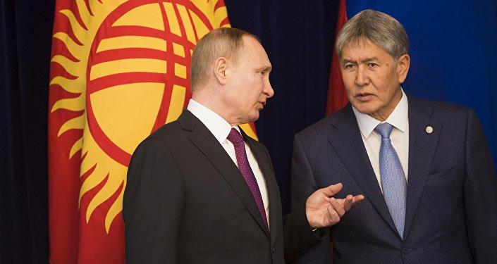 РФ небудет расширять военное присутствие вКыргызстане— Путин
