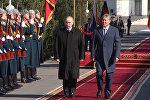 Путиндин Кыргызстанга болгон сапарынын алкагында 3 документке кол коюлду