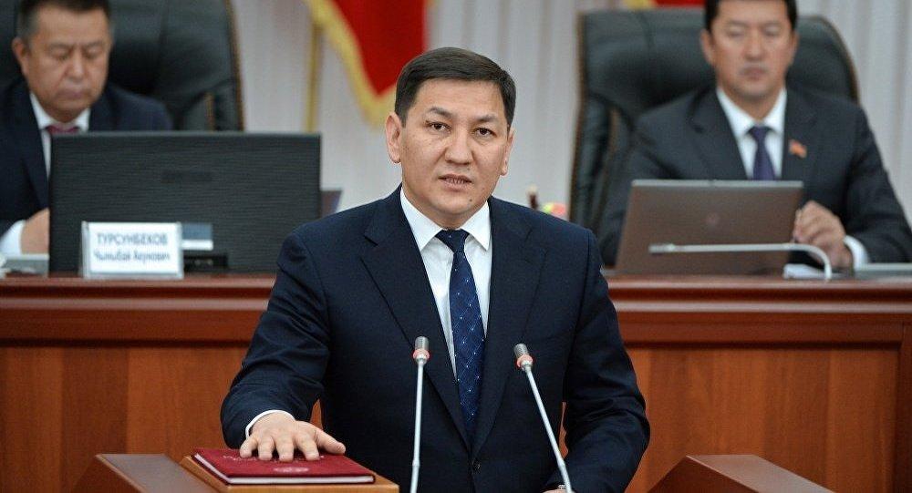 Архивное фото бывшего председателя Государственного комитета национальной безопасности страны Абдиля Сегизбаева