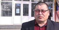 Пресс-секретарь ОАО Ошэлектро Талгат Алиханов. Архивное фото