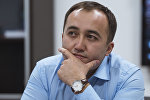 Жол кырсыгына кабылган КТРК жетекчиси Илим Карыпбековдун архивдик сүрөтү