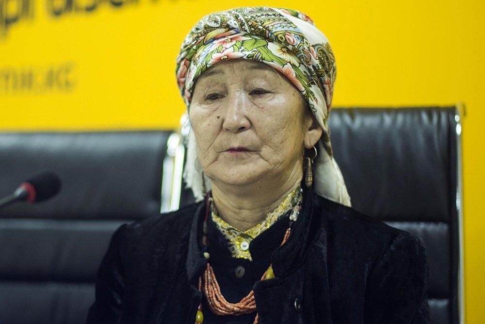 Пресс-конференция на тему Запуск уникального проекта: воссоздание кыргызского костюма по старинной технологии