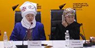 Студенты воссоздадут наряды кыргызской девочки XIX столетия