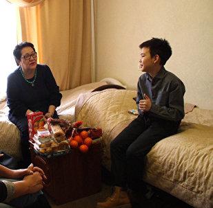 Мальчик, ты супер! Кыргызские дипломаты поддержали Урмата на шоу НТВ