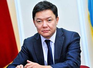 Архивное фото депутата Жогорку Кенеша от фракции СДПК Каната Керезбекова