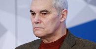 Член-корреспондент Российской академии ракетных и артиллерийских наук, доктор военных наук Константин Сивков. Архивное фото