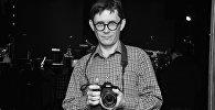 Корреспондент международного информационного агентства Sputnik Лев Рыжков. Архивное фото