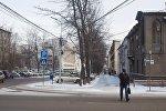Бишкек шаары. Архивдик сүрөт