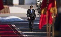 Руководитель аппарата президента Кыргызстана Сапар Исаков
