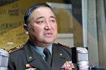 Ответственный секретарь республиканского совета ветеранов войны, правоохранительных органов и тружеников тыла Кыргызстана Чолпонбек Беккельдиев
