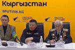 Тема ВОВ очень важна в партнерстве России и Кыргызстана — Шестаков