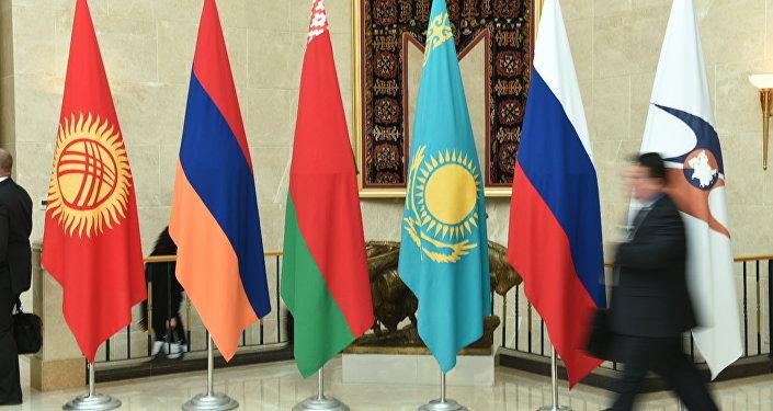 Заседание Евразийского совета глав правительств ЕАЭС в КР