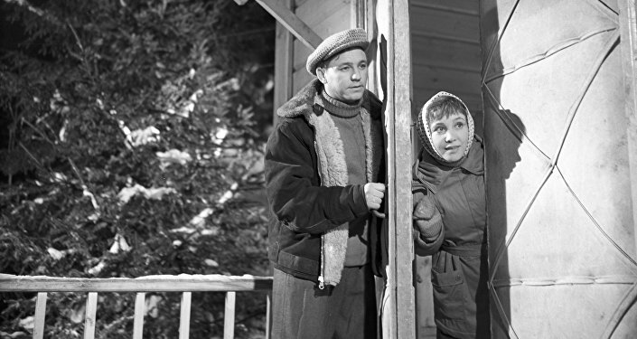 Кадр из фильма режиссера Юрия Степановича Чулюкина (1929-1987) Девчата. Архивное фото