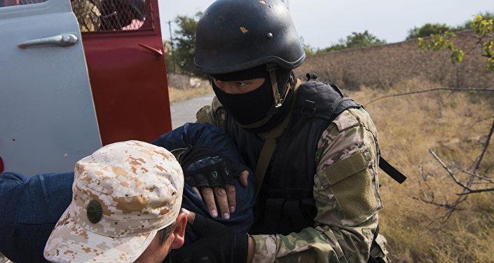Минувший подготовку вСирии террорист схвачен вКиргизии