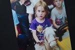 Ысык-Ата районунун Ивановка айылынын жашоочусу беш жашар Лидия Кашкарова