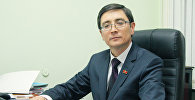 Руководитель аппарата Жогорку Кенеша Абдыманап Кутушев. Архивное фото