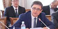 Жогорку Кеңештин аппарат жетекчиси Абдыманап Кутушевдин архидвик сүрөтү
