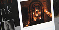 Подземный храм ордена тамплиеров найденный в Британии, фото со страницы Твиттер пользователя Lisa Brouwers