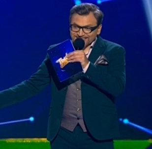 """LIVE: Международный вокальный конкурс """"Ты супер!"""" на телеканале НТВ"""