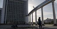 Город Ташкент, Узбекистан. Архивное фото
