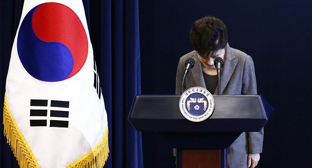 Суд Южной Кореи утвердил импичмент президента из-за коррупционного скандала